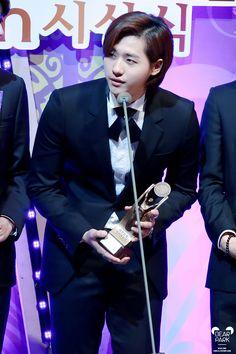 B1A4 at Korean Entertainment Arts Award