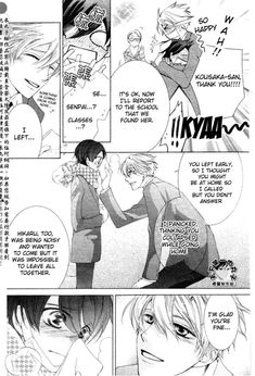 Read Ouran High School Host Club Could this be love? Ouran High School Host Club Could this be love? You could read the latest and hottest Ouran High School Host Club Could this be love? School Clubs, High School Host Club, Haikyuu Manga, Anime Manga, Ouran Host Club Manga, High Shool, Ouran Highschool, Leave Early, Comic Panels
