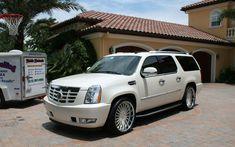 Escalade Esv, Cadillac Escalade, My Dream Car, Dream Cars, Luxury Suv, Boat, The Incredibles, Vehicles, Nice
