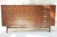 Philadelphia: Mid Century Modern Credenza by American of Martinsville $750 - http://furnishlyst.com/listings/66334