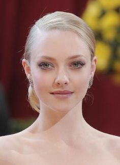 Amanda Seyfried #make_up