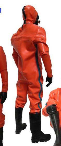 Rubber Catsuit, Neoprene Rubber, Hazmat Suit, Latex Suit, Scuba Girl, Rubber Doll, Heavy Rubber, Work Suits, Character Costumes