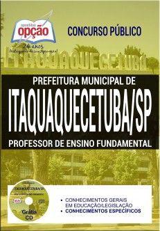 PROFESSOR DE ENSINO FUNDAMENTAL