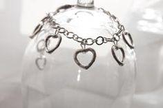 Love Chain, Bracelets, saltandco Salt & Co. www.saltandco.co.uk Minimalist & bohemian jewellery inspired by wanderlust, love & the ocean. Jewellery designer Martha Gothorp. Affordable jewellery based in Northumberland, UK