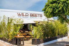 Vegetarisch restaurant Wild Beets in Gertrudis