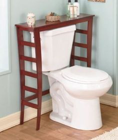 Table Over Toilet Tank Google Search