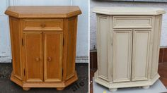 before&after, annie sloan chalk paint