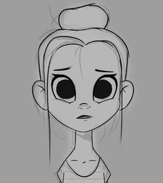 easy drawings drawing cartoon sketches dark character characters adolfy