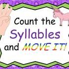 Perfect review for kids with the wiggles!  Fun powerpoint shows pictures and kids count the syllables.  They can show how many syllables with their fingers or write their answers. Click when you are ready to reveal the correct answer and the words broken up to show kids where the syllables were in the words.  This activity has built-in BRAIN BREAKS to keep kids motivated!  Animated timers and sound effects help get them refocused.   I know some boys who are going to LOVE syllables after…