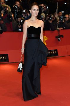 Natalie Portman in Lanvin - 'Knight of Cups' Premiere - 65th Berlinale International Film Festival