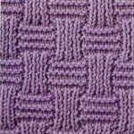 1000 Strickmuster » Knit-Purl Combinations
