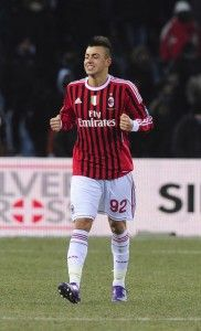"Top 10: Stars Of The Future – A Look At Italy's Most Promising Young Talents:    Name – Stephan El Shaarawy  Club – Siena/Genoa  Age – 19  Position – Forward  A Bit Like – Nani    Nicknamed the ""Little Pharoah"" due to having an Egyptian father, this Milan youngster has a bit of a headstart over most on this list as he has completed a year in Serie A with one of the traditional big teams. Due to the Diavolo's injury crisis he has participated more than he might have anticipated and this…"