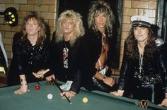 """Dokken produced some of the cheesiest videos of any of the 80's rock """"hair bands"""", but they were one of the more talented rock bands of the era."""