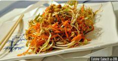Les pousses de soja sont sans doute les graines germées les plus connues. Qui n'a jamais mangé une salade de pousse de soja au poulet ou aux crevettes dans un restaurant chinois, ou le traiteur chinois du coin ? Il s'agit de soja vert et non de soja jaune. Le soja vert on le mange en graines germées mais le soja jaune sera plutôt utilisé pour la fabrication de tofu, tofu soyeux et de laits végétaux. Les graines germées de soja font partie de notre paysage depuis beaucoup plus longtemps que…