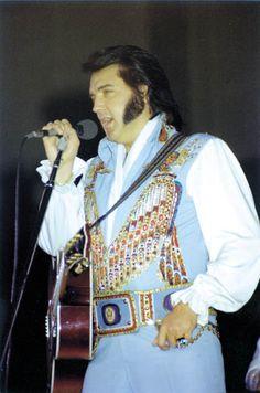 "Elvis-  ""Macon Magic"" 1976 Elvis Live in Macon, GA, August 31st, 1976."