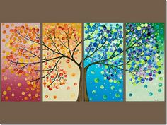 The four seasons tree we talked about..    @erin myers