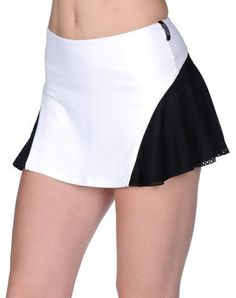 7741a72e93  Michi minigonna donna Bianco ad Euro 136.00 in  Michi  Donna gonne  minigonne. Silvia Piza · saias fitness