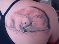 I have been thinking about getting a polar bear tattoo... just collecting some inspiration.