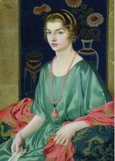 mudwerks:  (via Pre Raphaelite Art: Elizabeth Allhusen by Edmund Dulac)