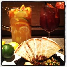 Tapas Tuesday! Join us for tapas and sangria oceanfront every Tuesday from 3:30-late at Carbon Beach Club in the Malibu Beach Inn.