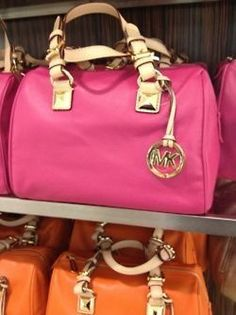#MichaelKors 2016 Cheap MK!! More than 79% Off Cheap!! Discount MK Bags OUTLET Online Sale!! JUST CLICK IMAGE ^-^ And some of them just cost $39.9.