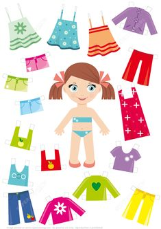 Little Girl Paper Doll with Summer Clothes Set Paper craft Little Girl Paper Doll with Summer Clothes Set Paper craft The post Little Girl Paper Doll with Summer Clothes Set Paper craft appeared first on Paper Ideas. Old Baby Clothes, Doll Clothes, Summer Clothes, Paper Doll Template, Paper Dolls Printable, Paper Clothes, Clothes Crafts, Vintage Paper Crafts, Doll Crafts