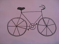 Fahrrad Zeichnung Einfach : die 24 besten bilder von fahrrad zeichnen fahrrad ~ Watch28wear.com Haus und Dekorationen