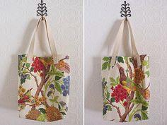 NOUVEAUTÉS | La Fouineuse Mode Vintage, Reusable Tote Bags, Etsy, Art Crafts, Handicraft, Objects