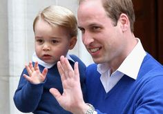 We Need To Talk About Prince George And His Dad's Matching Sweaters