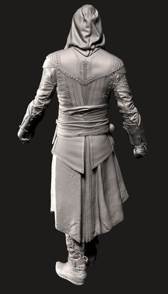 The plus side is that it strongly resembles a friend of mine. Character Art, Character Design, All Assassin's Creed, Sketchbook Pages, 3d Artist, Assassins Creed, Zbrush, Costume Design, Superhero