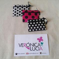 Mini monederos #cute #caracas #venezuela #diseños #venezolanos