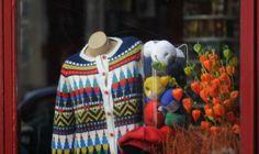 Living in the art of wool: Café Knitting Studio