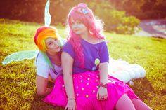 Friendship is magic!  My little Pony <3 witch Lisek Irysek