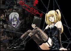 Amane Misa (Death Note)