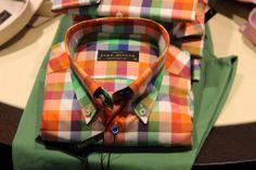 Een prachtig overhemd uit de nieuwe collectie van John Miller. Bij Jan Rozing Mannenmode vindt u ook diverse nieuwe overhemden van Ledub, McGregor, Gant, Paul & Shark en diverse andere merken.