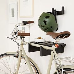 Jamie Wolfond Entryway Bike Rack
