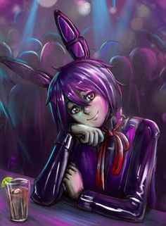 Five Nights at Freddys Bonnie
