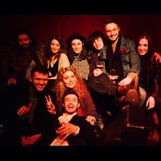 Can you tell how ridiculously proud we all are?  #chaosandthecalm James Bay/Lucy Smith