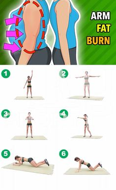 Fitness Workouts, Gym Workout Tips, Fitness Workout For Women, Body Fitness, Fitness Motivation, Fitness Goals, Bodyweight Arm Workout, Arm Workout No Equipment, Kids Workout