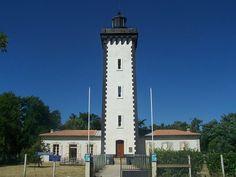 Gironde : Phare de la Pointe de Grave (Phare à terre - Verdon sur Mer)