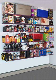 Quick-Shelf Hangers-