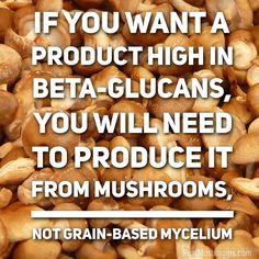 The Mushroom Growers Newsletter (http://ift.tt/26BhKEi) weighed in on the beta-glucan testing research report we posted on Monday (http://ift.tt/1NMGT37). Heres what they had to say: A key medicinal compound in mushrooms is 13:16-β-glucan. It has been found in shiitake maitake reishi and other species and has been shown to have anticarcinogenic activity. Without a good test to measure the amount of β-glucan in a mushroom product regulators and consumers have had no way to judge the quality…