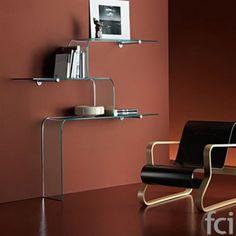 mensole moderne : Mensole #Shelf by #FiamItalia starting from ?280. Showroom open 7 ...