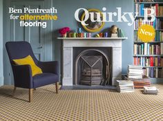 View the ranges: Quirky B - Ben Pentreath Collection