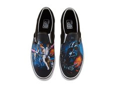 Vans Classic Slip-On™ X Star Wars® (Star Wars) A New Hope - Zappos.com Free Shipping BOTH Ways