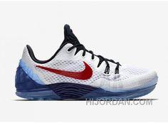 "the latest c8228 59246 Nike Kobe Venomenon 5 ""USA"" WhiteTeam Red-Midnight Navy 2016 For Sale Top  Deals GP4Fr, Price 96.75 - Air Jordan Shoes, Michael Jordan Shoes"