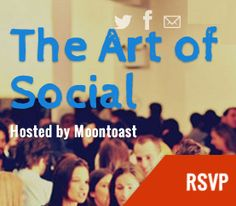 The Art of Social Boston is this Thursday!   In the area? Join your digital colleagues for a night of art, cocktails & Southern-inspired apps: http://mnt.st/1fh5opm