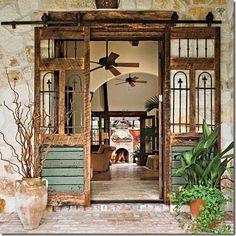 Adoro portas antigas!