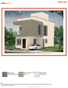 1000 images about color combination for exterior on pinterest asian paints building and - Asian paints for exterior pict ...