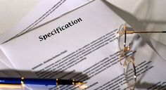 Writing better project specifications
